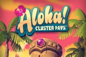 aloha cluster pays netent 2