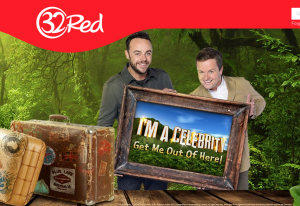 Win A Holiday of a Lifetime to Australia with I'm a Celebrity Slot at 32Red