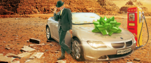 Celebrate Mr Green's Birthday By Winning A BMW!