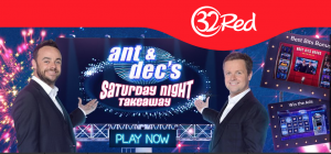 Saturday Night Takeaway Returns At 32Red Casino