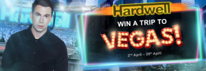Win A Trip To Vegas With New Slot DJ Hardwell At Videoslots