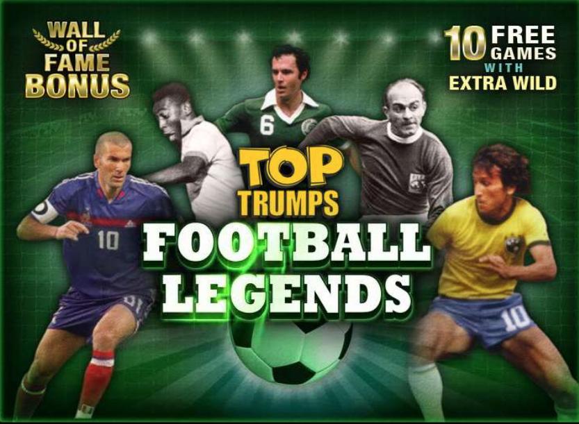 Top Trumps: Football Legends