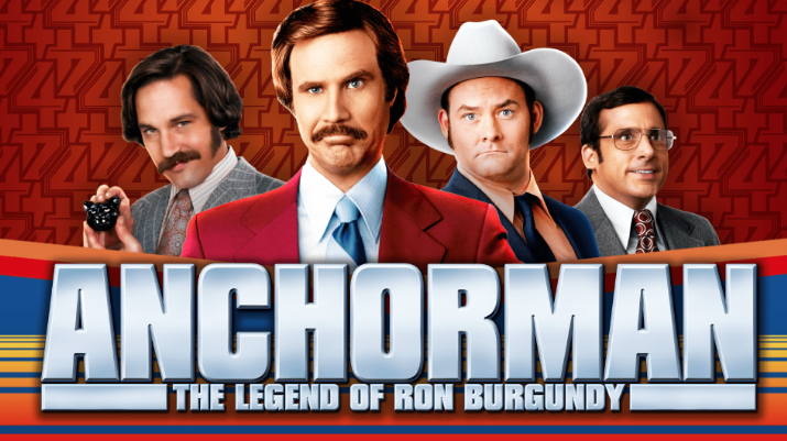 Anchorman The Legend Of Ron Burgundey