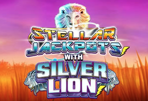 Stella Jackpots With Silver Lion